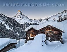 Cover-Bild zu Cal. Swiss Panorama Ft. 40x31 2020