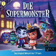 Cover-Bild zu Folge 1: Willkommen bei den Supermonstern (Das Original-Hörspiel zur TV-Serie) (Audio Download) von Giersch, Marcus