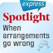 Cover-Bild zu eBook Spotlight express - Ausgehen - Wenn bei einer Verabredung etwas schiefläuft