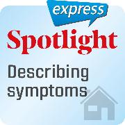 Cover-Bild zu eBook Spotlight express - Mein Alltag - Symptome beschreiben