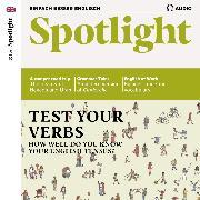 Cover-Bild zu eBook Englisch lernen Audio - Die Zeitformen
