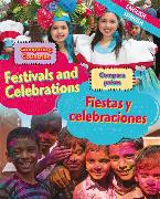 Cover-Bild zu Comparing Countries: Festivals and Celebrations (English/Spanish)