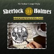 Cover-Bild zu Sherlock Holmes, Folge 4: Bakerstreet Blogs (Audio Download) von Friedrich, Sabine