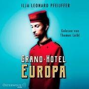 Cover-Bild zu Pfeijffer, Ilja Leonard: Grand Hotel Europa