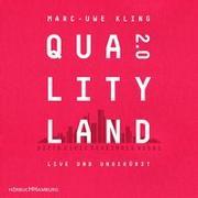 Cover-Bild zu Kling, Marc-Uwe: QualityLand 2.0