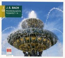 Cover-Bild zu Bach, Johann Sebastian (Komponist): Brandenburgische Konzerte