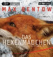 Cover-Bild zu Das Hexenmädchen von Bentow, Max