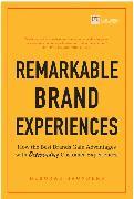 Cover-Bild zu Remarkable Brand Experiences von Saunders, Deborah