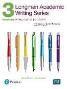 Cover-Bild zu Longman Academic Writing Series 3 SB with online resources von Hogue, Ann
