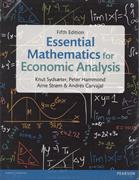 Cover-Bild zu Essential Mathematics for Economic Analysis plus MyMathLab von Sydsaeter, Knut