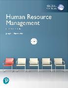 Cover-Bild zu Human Resource Management, Global Edition von Martocchio, Joseph J.