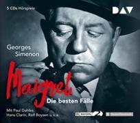 Cover-Bild zu Maigret - Die besten Fälle von Simenon, Georges