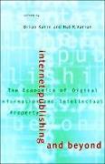 Cover-Bild zu Internet Publishing and Beyond von Kahin, Brian (University Of Michigan) (Hrsg.)