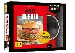Cover-Bild zu Weber's Burger-Set von Purviance, Jamie