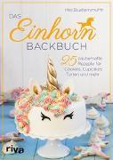 Cover-Bild zu Das Einhorn-Backbuch von Blueberrymuffin, Miss