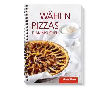 Cover-Bild zu Wähen, Pizzas, Flammkuchen von Bossi, Betty