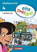 Cover-Bild zu eins zwei drei - Mathematik 4. Schuljahr. Schülerbuch von Demirel, Ümmü