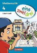 Cover-Bild zu eins zwei drei - Mathematik 4. Schuljahr. Arbeitsheft von Demirel, Ümmü