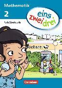Cover-Bild zu eins zwei drei - Mathematik 2. Schuljahr. Schülerbuch von Demirel, Ümmü