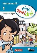 Cover-Bild zu eins zwei drei - Mathematik 1. Schuljahr. Kopiervorlagen von Drews, Claudia