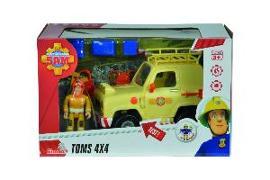 Cover-Bild zu Fireman Sam. Sam Tom's 4x4 Geländewagen