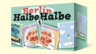 Cover-Bild zu Berlin HalbeHalbe