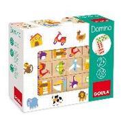 Cover-Bild zu Goula Domino Fahrzeuge 28-teilig