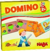Cover-Bild zu HABA-Lieblingsspiele - Domino Baustelle