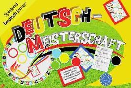 Cover-Bild zu Deutsch-Meisterschaft A2/B1