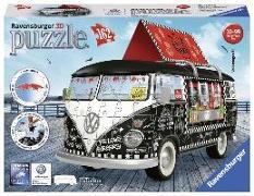 Cover-Bild zu Puzzle, Volkswagen T1 - Food Truck 3D Sonderformen