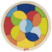 Cover-Bild zu Einlegepuzzle Mandala