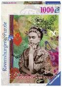 Cover-Bild zu Frida Kahlo de Rivera Puzzle 1000 Teile