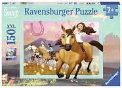 Cover-Bild zu Spirit: wild und frei 150 Teile Puzzle XXL