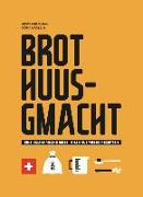 Cover-Bild zu Nieuwsma, Heddi: Brot Huusgmacht