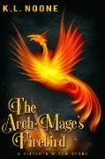 Cover-Bild zu Arch-Mage's Firebird (eBook) von Noone, K. L.