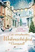 Cover-Bild zu Ein verschneites Weihnachtsfest in Cornwall von Linfoot, Jane