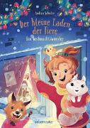 Cover-Bild zu Der kleine Laden der Tiere von Schütze, Andrea