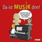 Cover-Bild zu Da ist Musik drin - Cartoons zum Thema Klassische Musik von Diverse