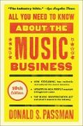 Cover-Bild zu All You Need to Know About the Music Business (eBook) von Passman, Donald S.