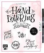 Cover-Bild zu Handlettering - Das Vorlagenbuch - Mit original Tombow ABT Dual Brush Pen