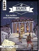 Cover-Bild zu Escape Adventures - Von Helden und Göttersagen