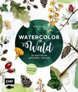 Cover-Bild zu Watercolor Wald