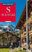 Cover-Bild zu Baedeker Reiseführer Schweiz