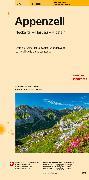 Cover-Bild zu Appenzell. 1:50'000