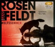 Cover-Bild zu Rosenfeldt, Hans: Wolfssommer