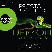 Cover-Bild zu Demon - Sumpf der Toten - Ein neuer Fall für Special Agent Pendergast (Ungekürzte Lesung) (Audio Download) von Child, Lincoln