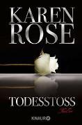 Cover-Bild zu Todesstoß von Rose, Karen