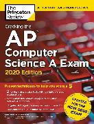 Cover-Bild zu Cracking the AP Computer Science A Exam, 2020 Edition von The Princeton Review
