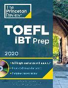 Cover-Bild zu Princeton Review TOEFL iBT Prep with Audio CD, 2020 von The Princeton Review