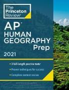 Cover-Bild zu Princeton Review AP Human Geography Prep, 2021 (eBook) von The Princeton Review